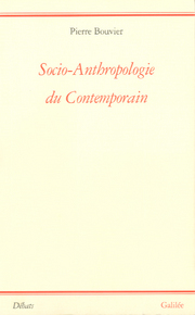 Socio-anthropologie du contemporain